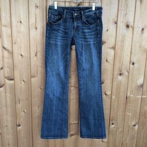 Vigoss Studio Jagger Boot Cut Jeans - 27